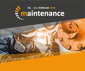 Maintenance 2019